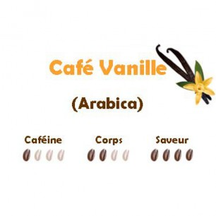 Café Vanille (Arabica) 250g