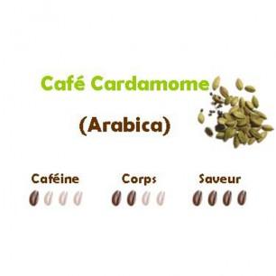 Café Cardamome (Arabica) 250g