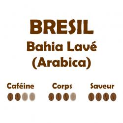 BRESIL BAHIA Lavé (Arabica)...