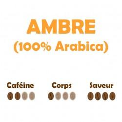 AMBRE DE TNT Cafés (100%...