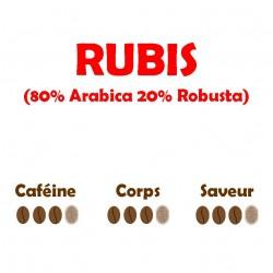RUBIS DE TNT Cafés 250g