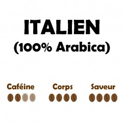 L' ITALIEN (100% Arabica) 250g