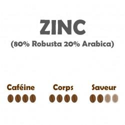 LE ZINC DE TNT Cafés 250g