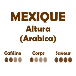 MEXIQUE Altura (Arabica) 250g