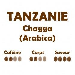 TANZANIE CHAGGA (Arabica) 250g