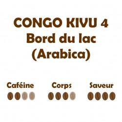 CONGO KIVU 4 BORD DU LAC...