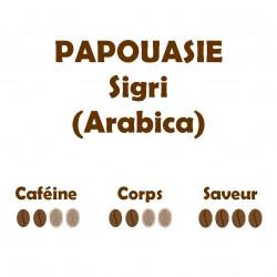 PAPOUASIE SIGRI (Arabica) 250g