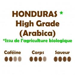 HONDURAS HIGH GRADE...